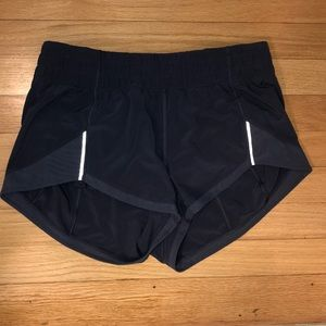Grey Lulu Lemon Shorts